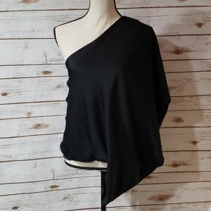TYCHE SLOUCHY ONE SHOULDER  TOP